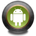 Color, wood, Android Black icon