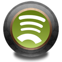 Color, wood, Spotify OliveDrab icon