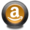Color, Amazon, wood Black icon