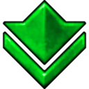 green Black icon