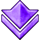purple Black icon