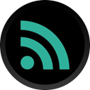 Rss Black icon