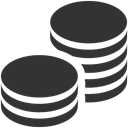 coin DarkSlateGray icon