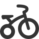 tricycle DarkSlateGray icon