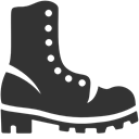 Boot DarkSlateGray icon