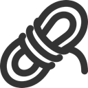 rope DarkSlateGray icon