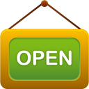 open, Shop OliveDrab icon