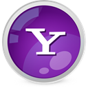 yahoo DarkOrchid icon