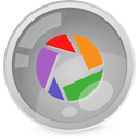 Picasa DarkGray icon