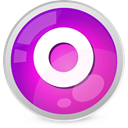 Orkut MediumOrchid icon