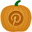 pinterest Goldenrod icon