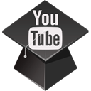 utube DarkSlateGray icon
