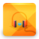 playmusic Goldenrod icon