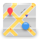 googlemaps LightGray icon