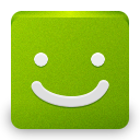 Message Olive icon