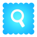 search DeepSkyBlue icon