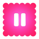 Pause DeepPink icon