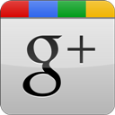 Gloss, Googleplus, grey Gainsboro icon