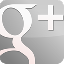 Gloss, Googleplus, grey DarkGray icon