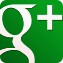 Googleplus, green Green icon