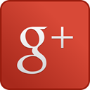 Googleplus, red, custom Firebrick icon