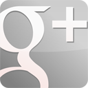 Gloss, grey, Googleplus DarkGray icon