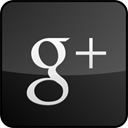 Gloss, custom, Black, Googleplus DarkSlateGray icon