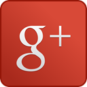 custom, red, Googleplus Firebrick icon