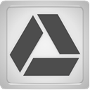glowing, drive, Dark, Box, gray, google Gainsboro icon