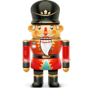 nutcracker Black icon