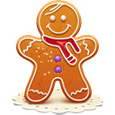 gingerman Chocolate icon