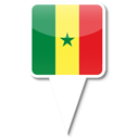 Senegal Black icon