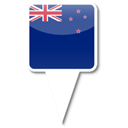 zealand, new Black icon