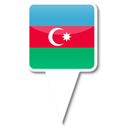 Azerbaijan Black icon