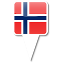Norway Black icon