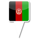 Afghanistan Black icon