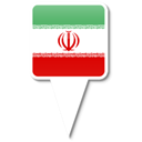 iran Black icon