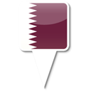 Qatar Black icon