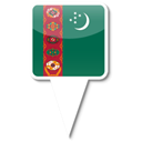 turkmenistan Black icon