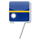 Nauru Black icon