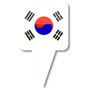 Korea Black icon