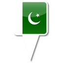 Pakistan Black icon