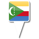 Comoros Black icon