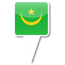 Mauritania Black icon