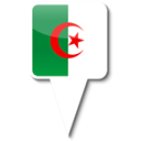 Algeria Black icon