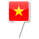 Vietnam Black icon