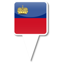 Liechtenstein Black icon