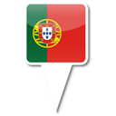 Portugal Black icon