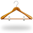 hanger Black icon