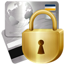 creditcard, security DarkGray icon
